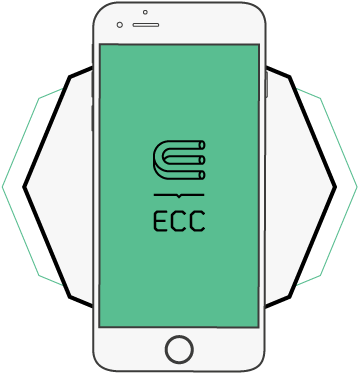 Placeholder image for ECC mobile apps