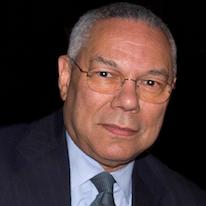 Portrait of Gen. Colin Powell